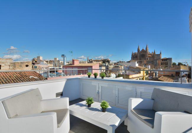 Apartamento en Palma de Mallorca - Apartamento Atico 2 dormitorios