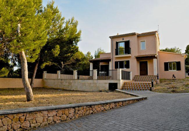 Villa en Capdepera - Villa en Cala Mesquida con piscina