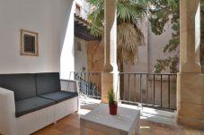 Ferienwohnung in Palma  - Hermoso apartamento en patio histórico